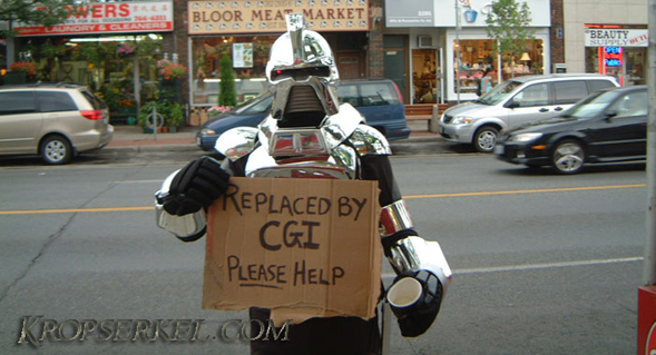 cylon needs work