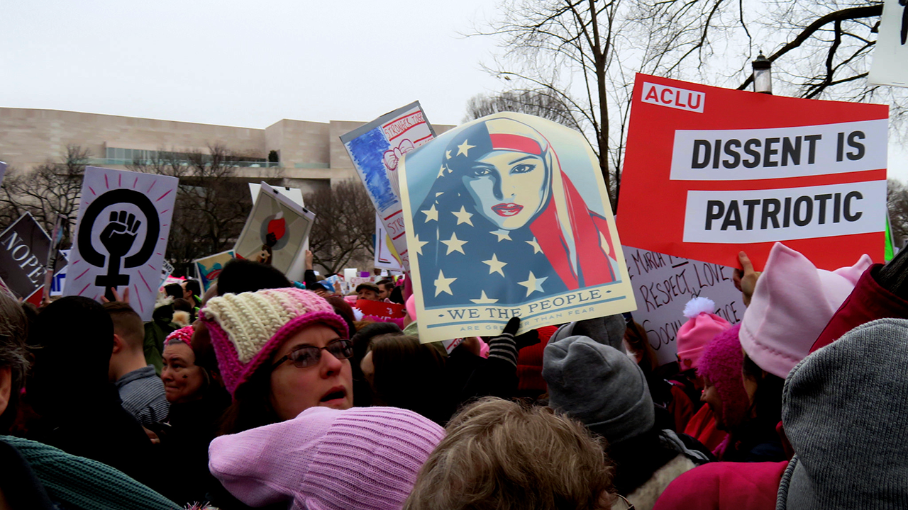 womens march 2017